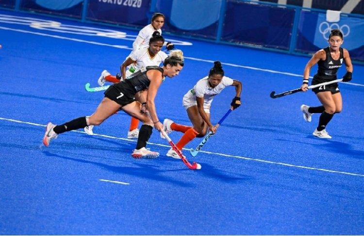 सेमीफाइनल: भारतीय महिला हॉकी टीम 2-1 हारी, गोल्ड की उम्मीद टूटी