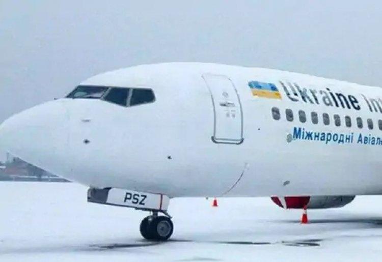 काबुल में यूक्रेन का विमान हाईजैक