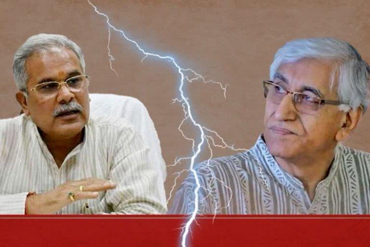 छत्तीसगढ मुख्यमंत्री विवाद: राहुल गांधी से 3 घंटे की मुलाकात में नहीं बनी बात, सोनिया करेंगी अंतिम फैसला