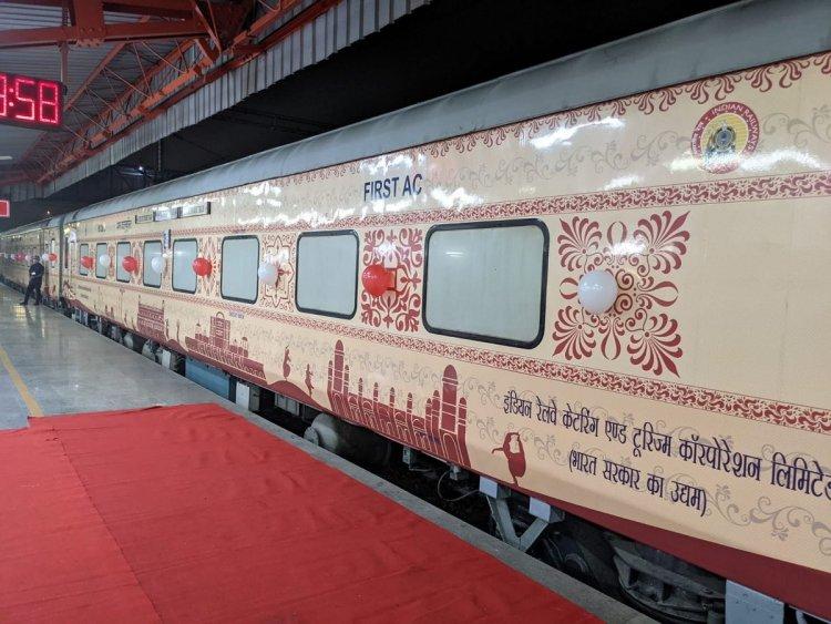 श्री राम जन्मभूमि से रामेश्वरम तक दर्शन कराएगी रामायण सर्किट ट्रेन, 7 नवंबर से होगी शुरू