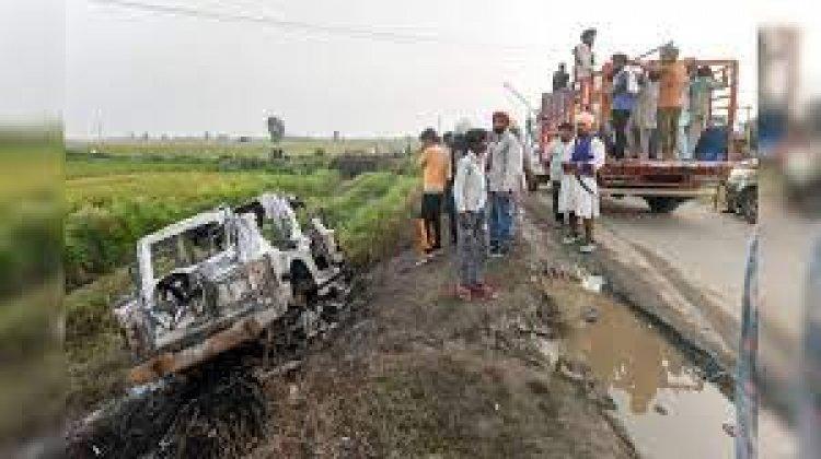 सुप्रीम कोर्ट की सख्ती पर एक्शन में आई यूपी पुलिस यूपी पुलिस लखीमपुर केस में दो लोगों को किया गिरफ्तार
